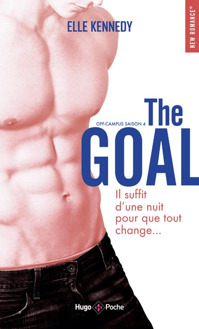 OFF-CAMPUS SAISON 4 THE GOAL KENNEDY ELLE HUGO JEUNESSE